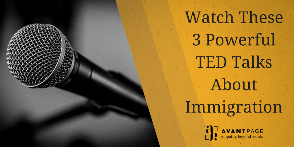 Watch These 3 Powerful TED Talks About Immigration