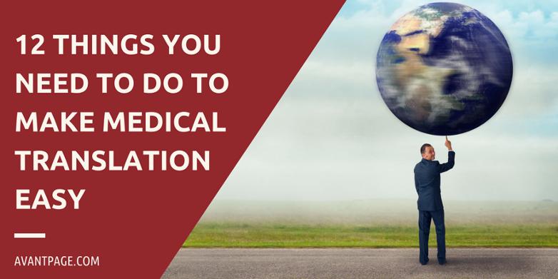 make medical translation easy