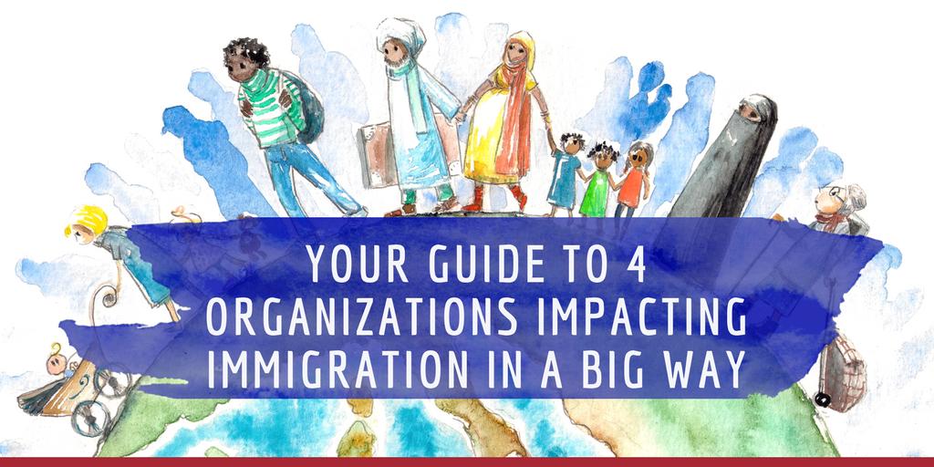 organizations impacting immigration