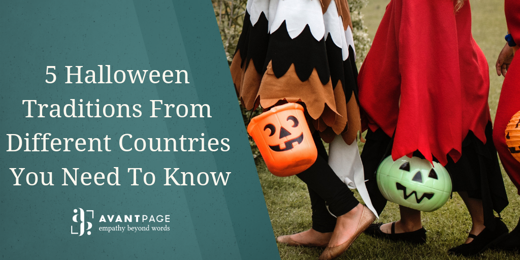 5 Halloween Traditions From Different Countries You Need To Know