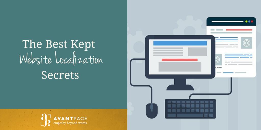 The Best Kept Website Localization Secrets