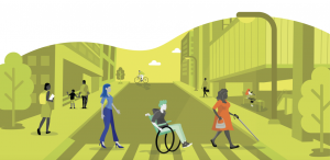 Accessibility outside the digital world: examples of ADA compliance